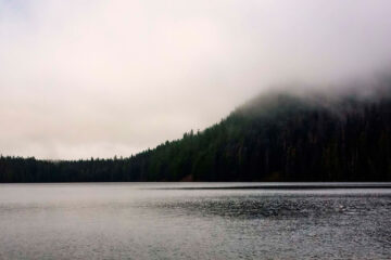 Mountain Lake, poetry written by Elan Mudrow at Spillwords.com