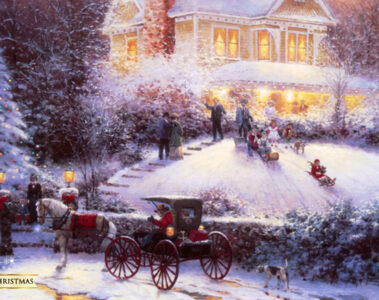 Possessed by Christmas, a poem by Phyllis P. Colucci at Spillwords.com