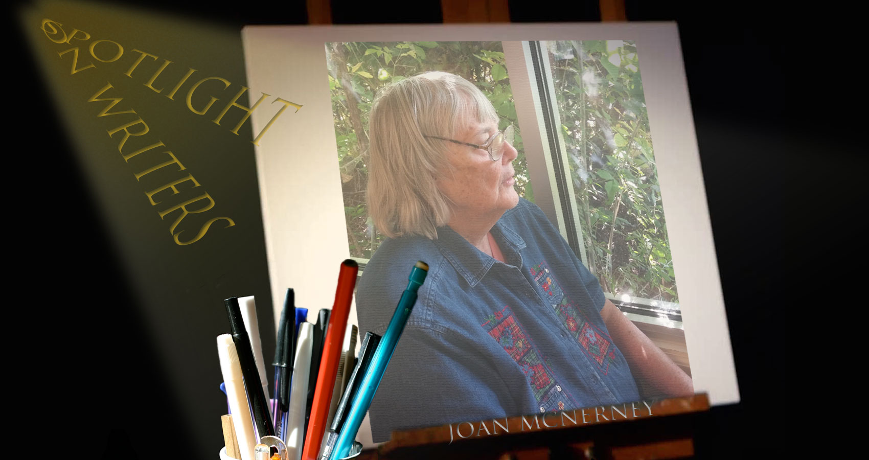 Spotlight On Writers - Joan McNerney, interview at Spillwords.com