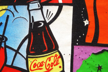 Subliminal (BUYCOCACOLA) Advertising, a poem by Amel Bashford at Spillwords.com