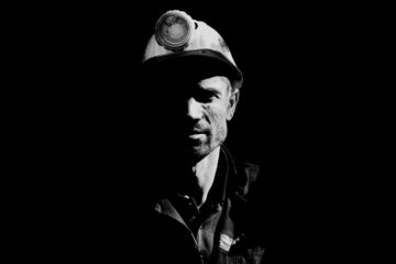 FOR ALEC W JAMES COAL MINER WITH THE ANGELS, poem by Grendad at Spillwords.com