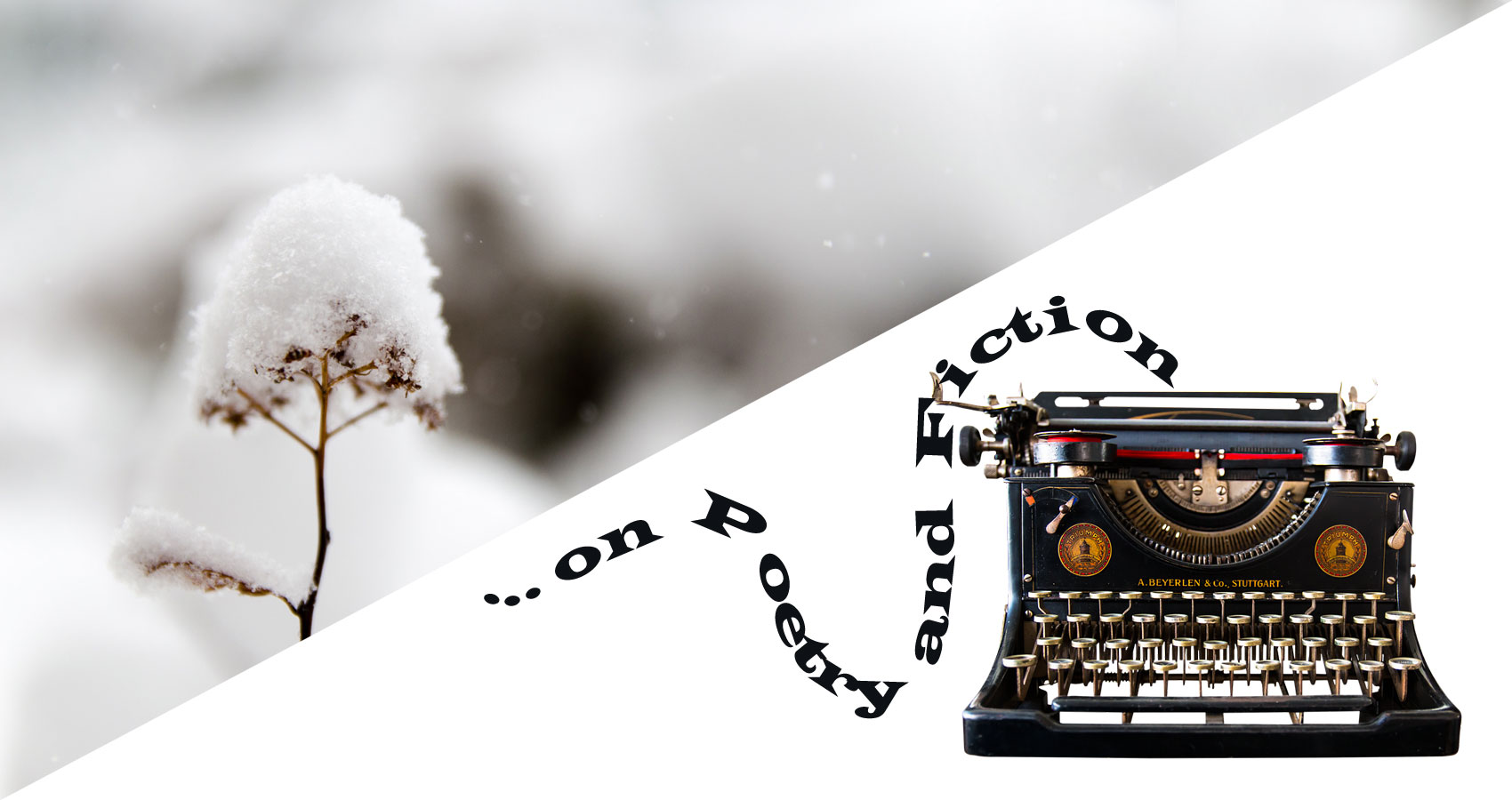 "...on Poetry and Fiction - Just ""One Word"" Away (""WINTER""), editorial by Phyllis P. Colucci at Spillwords.com"