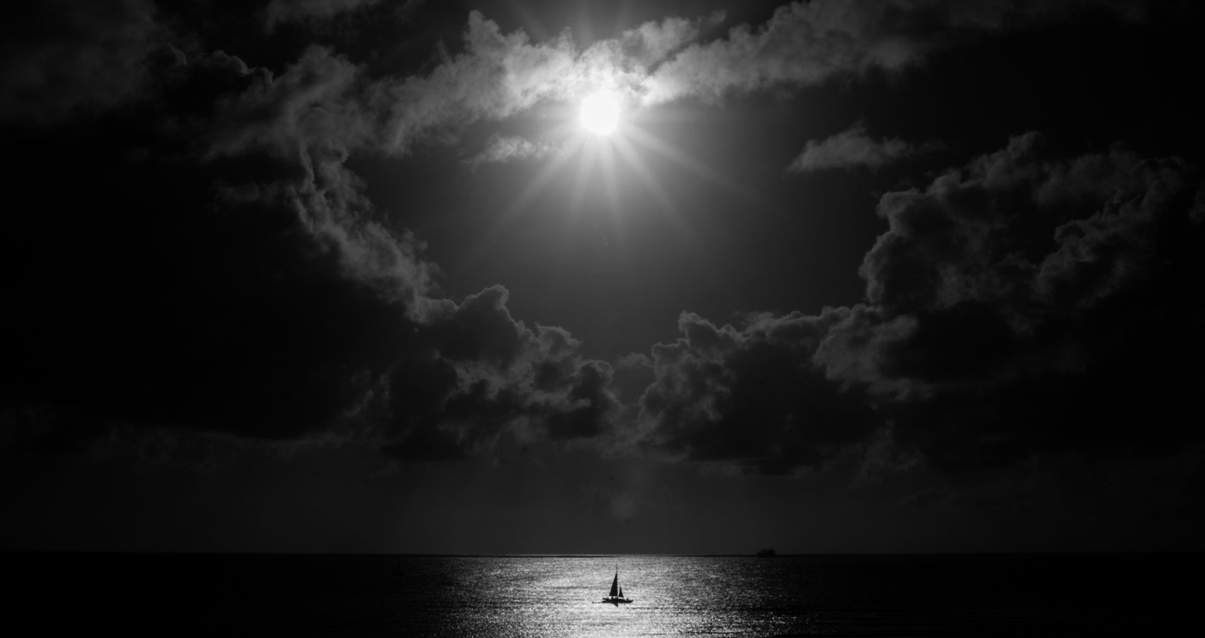 The World - A Boat and Moon, poem written by Bogpan at Spilwords.com