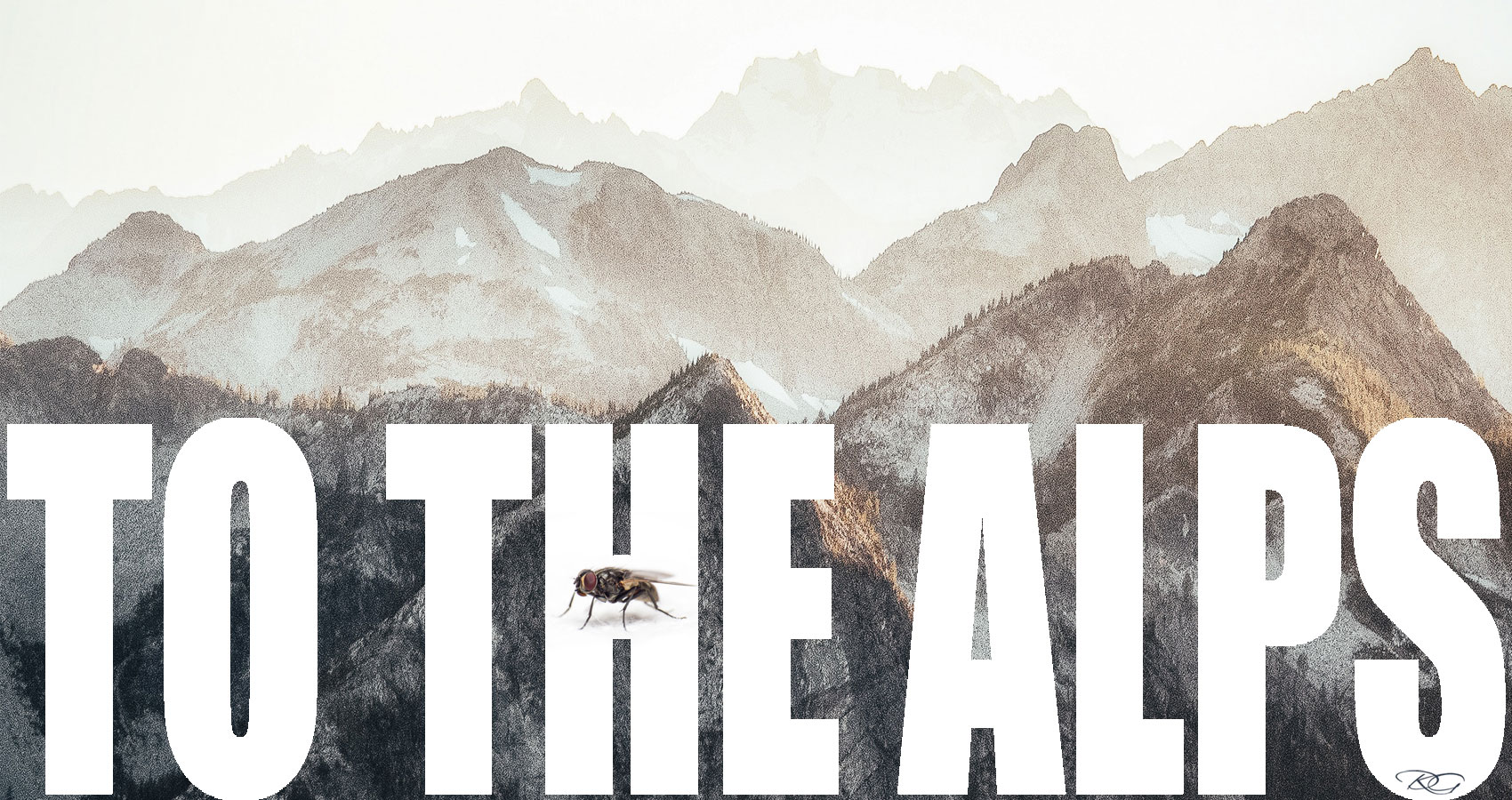 To The Alps, flash fiction by Matthew Roy Davey at Spillwords.com