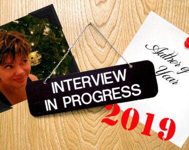 Author Of The Year 2019 Interview with Gabriela M