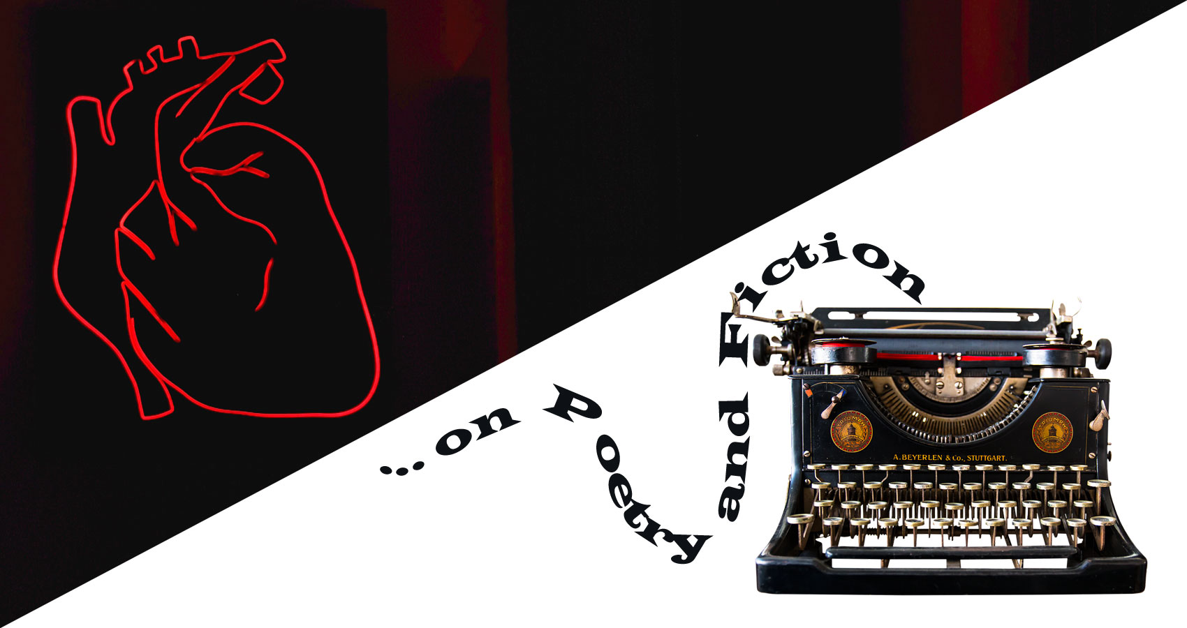 """...on Poetry and Fiction - Just """"One Word"""" Away (""""Heart""""), editorial by Phyllis P. Colucci at Spillwords.com"""