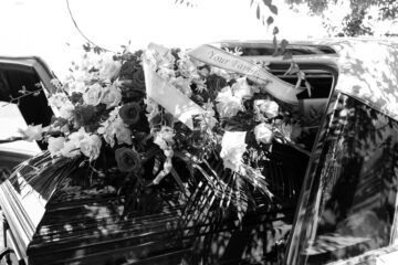 One Last Goodbye, a poem written by Hazel Leonard at Spillwords.com