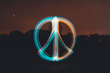 The Flag of Peace, a poetry by Umid Najjari at Spillwords.com