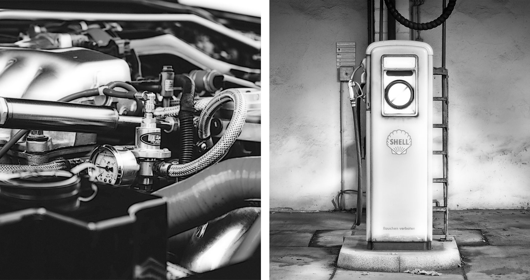 DIPTYCH ON FUEL, a poem by Izabella T. Kostka at Spillwords.com