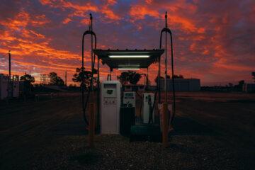 Filling Station, a poem written by Elizabeth Bishop at Spillwords.com