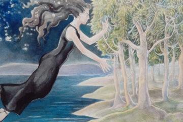 Scottish Dream, poetry written by Elizabeth Barton at Spillwords.com