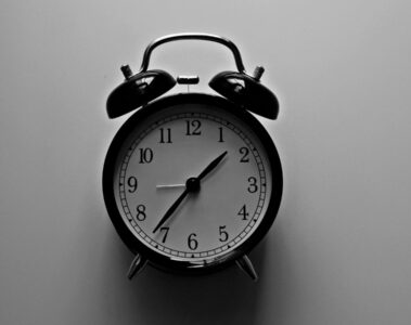 When Alarm Clocks Stop Failing, poetry by Arimaya Ryan at Spillwords.com