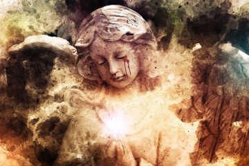 When The Angels Cry, a poem written by Laura Hughes at Spillwords.com