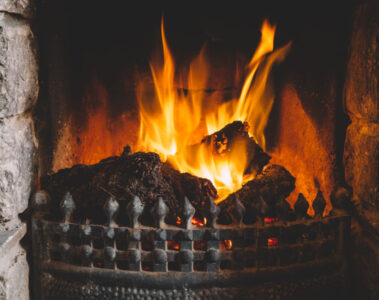 Around The Fire, a poem written by Peg Prendeville at Spillwords.com