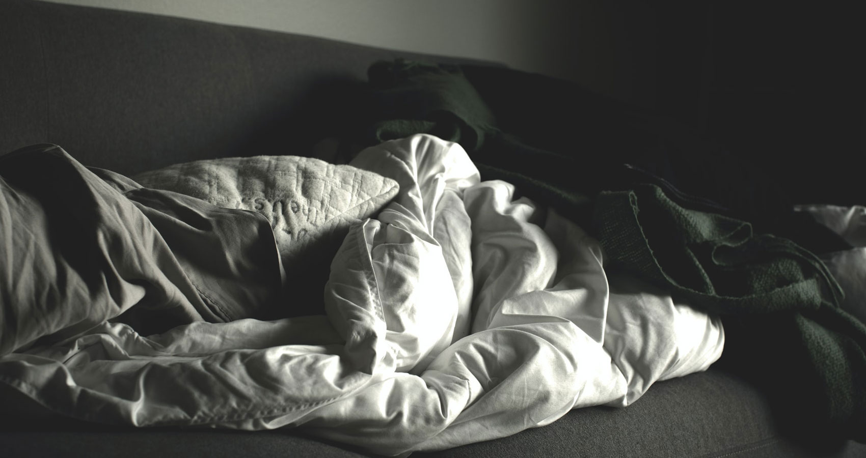 Blankets, a poem written by Ricky Hawthorne at Spillwords.com