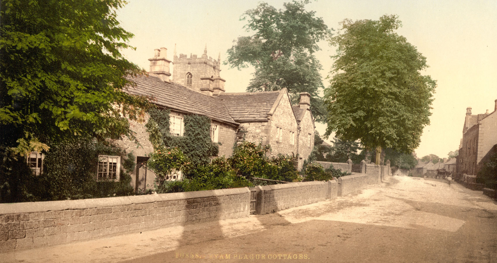 Elizabeth Hancock Reveals Eyam Plague Village, poem by Jordan Trethewey at Spillwords.com