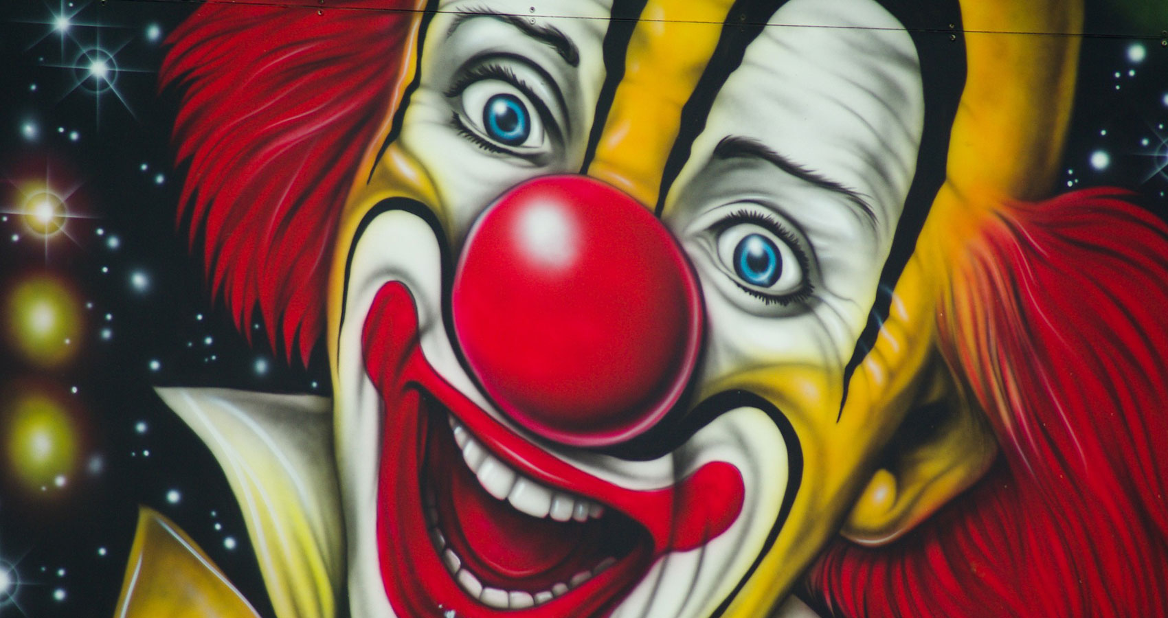 Bring On The Clowns!, poetry by Donna Africa at Spillwords.com