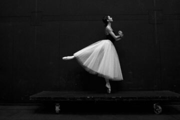 Dancing In The Air, a poem written by Any1mark at Spillwords.com