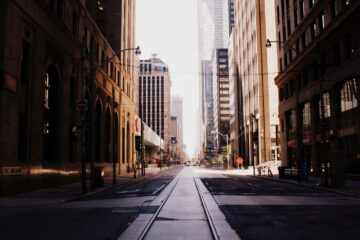 Empty Streets, poetry written by Barbara Deraoui at Spillwords.com