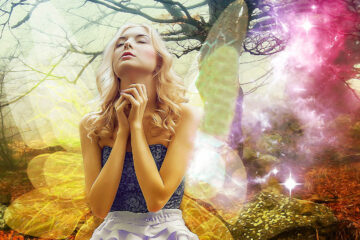 Garden Fairies, poetry written by Andrada Costoiu at Spillwords.com