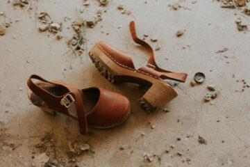 Into My Mother's Shoes, poetry by Abasiama Udom at Spillwords.com