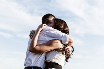 Let's Play A Hugging Game, poetry by Simona Prilogan at Spillwords.com
