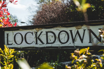 Lockdown Nation, poetry written by James Bell at Spillwords.com