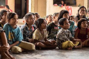 Teach Your Children Wel, commentary written by Vidya Ventakaramanan at Spillwords.com