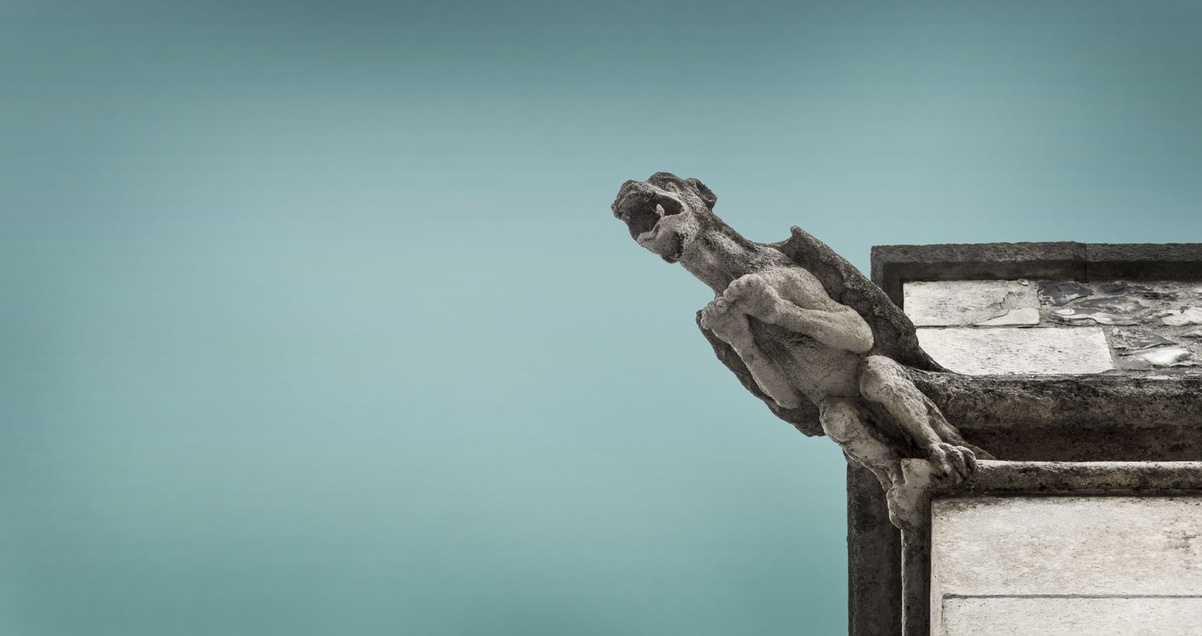 The Gargoyle Yawns, a prose by Judge Burdon at Spillwords.com