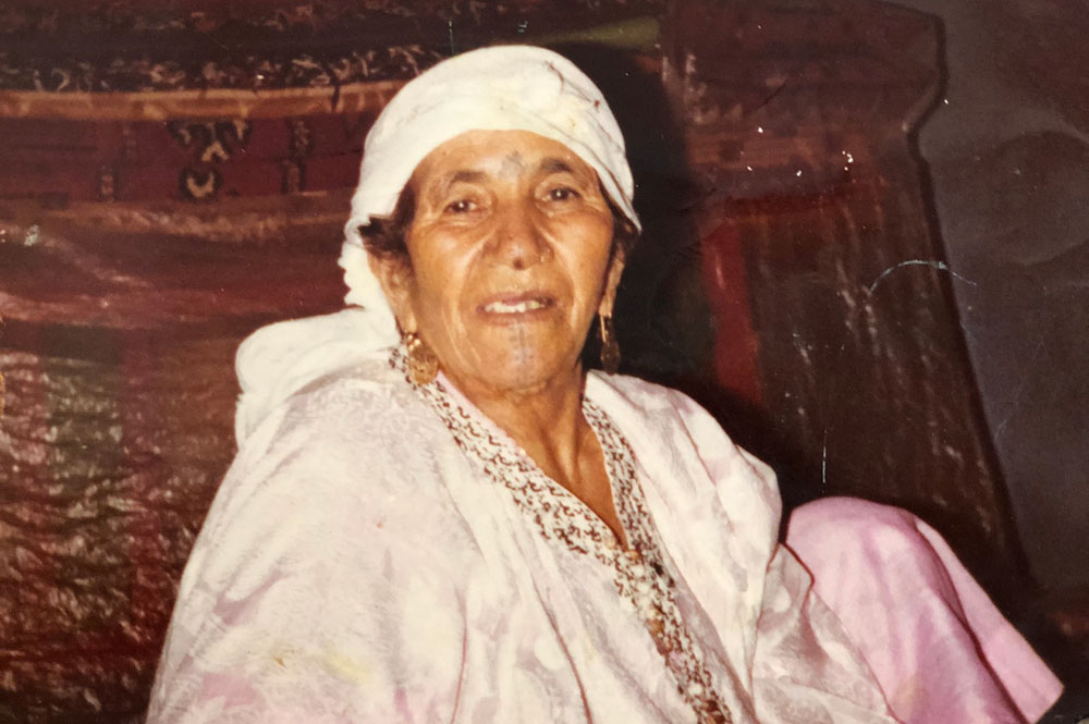 A Letter to Nanna: my grandmother who died the year I was born, poetry written by Mounia Mnouer at Spillwords.com