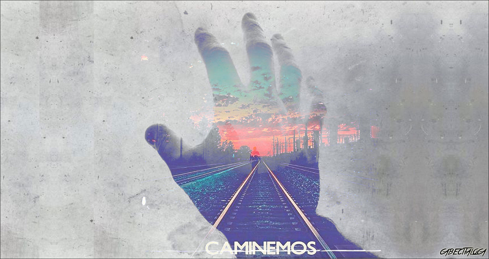 Caminemos, a poem written by Cabecitaloca at Spillwords.com