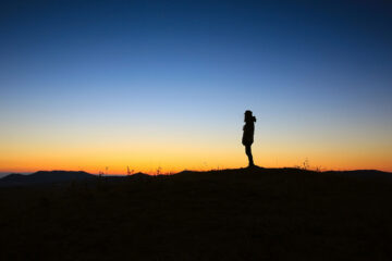 Night To Dawn, poetry written by S. Mitra at Spillwords.com