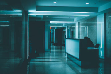 One Night at The Hospital, a poem by Joy Moitra at Spillwords.com