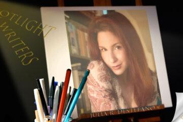 Spotlight On Writers - Julia R. DeStefano, interview at Spillwords.com