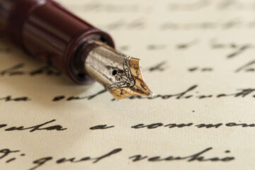The Cognizance of A Baffled Writer, poetry by Ophelia Nightingale