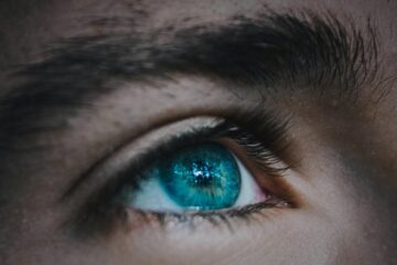 Blue-Eyed Boy, a poem by Magdalena Podobińska at Spillwords.com