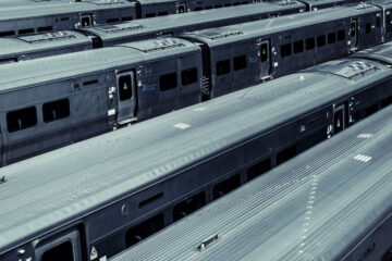 Trains, poetry written by Tony Ortiz at Spillwords.com