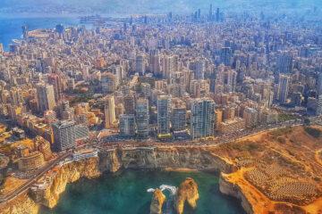 Beirut In My Heart, a poem written by Khalid Belkhalfi at Spillwords.com