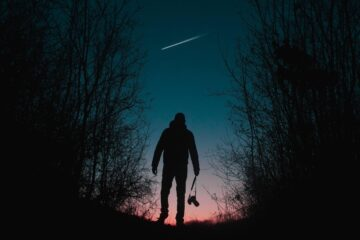Falling Star, a poem written by Löst Viking at Spillwords.com