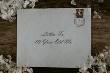Letter To 10 Year Old Me, commentary by Nina Taylor at Spillwords.com