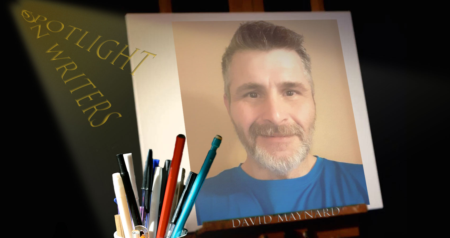 Spotlight On Writers - David Maynard, interview at Spillwords.com