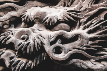 The Dragon, poetry written by Mitch Bensel at Spillwords.com