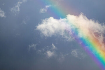 The Rainbow, a poem by Nancy Lou Henderson at Spillwords.com