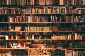 Lost On A Library Shelf, poetry by Samra Zafar at Spillwords.com