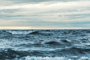 Ocean, a poem written by Kate Blake at Spillwords.com