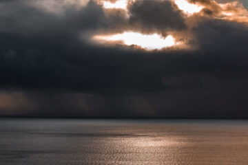 Over The Bay, poetry written by James Lilley at Spillwords.com
