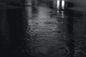 Rain, a poem written by Raj Reader at Spillwords.com