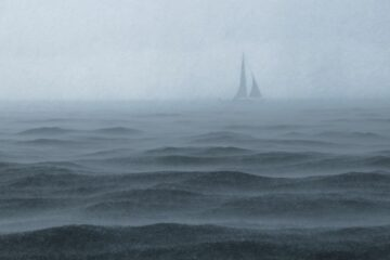 Sail On..., poetry written by Dr. Saumya Goyal at Spillwords.com