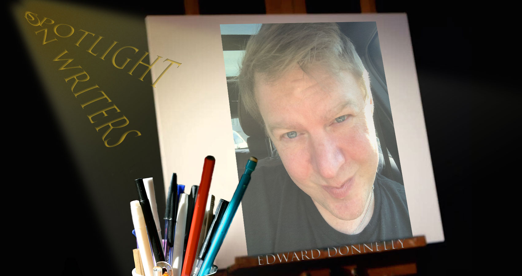 Spotlight On Writers - Edward Donnelly, interview at Spillwords.com