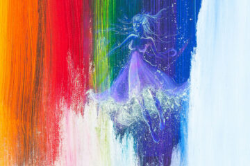 The Rainbow Princess, a children's story by Nina Taylor at Spillwords.com